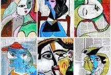 Cubism for Kids   Art History Lesson Plans