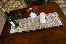 Wine Cork/Bottle Crafts / by Felicia Lane