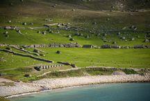 Scottish Island travel photography