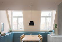 Interiors:dining rooms