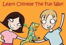 Learn Chinese / by Rebekah Brown
