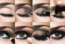 maquillaje / Es muy importante saber como maquillarnos asique aqui teneis algunas ideas