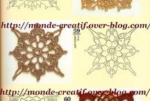 Crochet motifs 2