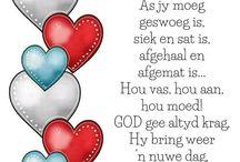 Afrikaans gediggies