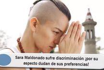 Sara Maldonado sufre discriminación ¡por su aspecto dudan de sus preferencias!