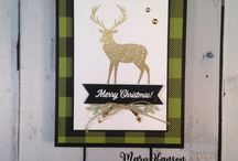 Stampin' Up! Merry Patterns
