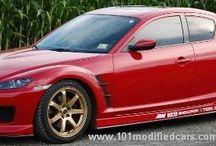 Mazda RX8 Custom Modified