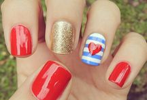♥ Nail Love ♥ / Valentine's Day is coming up ... nail art inspiration so you can show love to your mani!