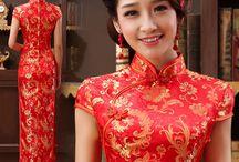 chineese dress