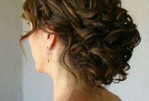 menyasszony frizurák
