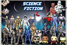 Science Fiction Figures