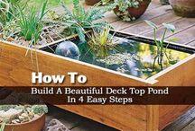 garden ideas for a small space
