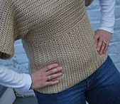 Free Crochet Patterns - Womans Tops Tunics, long sleeved short sleeved, cover-ups