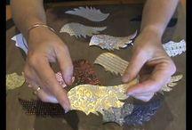 inka gold en gilding flakes