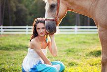 Horse pic shoot / by Miranda Cash