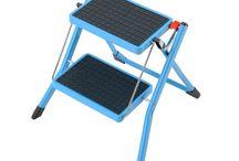 Gierre Scale / Scale e scalette in metallo utili per uso casalingo e professionale.