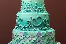 Cake decorating ideas that I can do. / by Sarah Walker