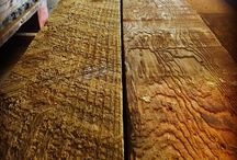Reclaimed Lumber / Salvage Works reclaims lumber and barnwood from across the Pacific Northwest, and sells the material in our warehouse that is open to the public 7 days a week.