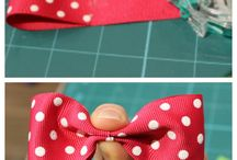 Making bows