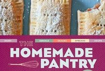 Desserts, Pastries, Sweets / Cakes, pies, muffins, and more! / by Valerie Pettit