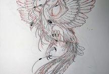 Tatska malleja / Tattoo