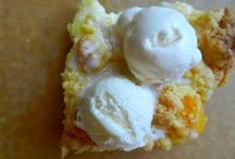 Baked Goodies / Desserts / by Coryn Schmidt