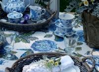 Table Settings/China