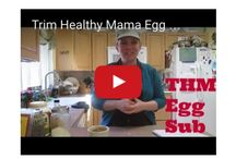 Trim Healthy Mama Egg Free Recipes / Trim healthy mama recipes that don't contain eggs! THM can be challenging without eggs. This will be a collection of great recipes!