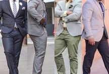 Big men's fashion