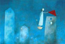 Ceci est la couleur de mes rêves / Joan Mirò, 1925
