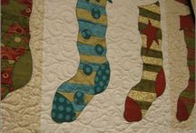 Christmas Quilts 1
