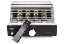 DestinY Audio eXperience MKII / Unser Klassiker: EL34/6CA7 und KT88 in einem Gerät: http://goo.gl/SVUcjw