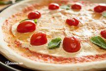 Receitas: Pizzas