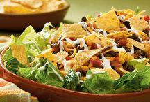 salade ( étagée )
