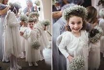 Gipsówka w dekoracjach ślubnych