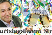 Geburtstagsfeiern / DJ für Geburtstagsfeiern, Party zum Jubiläum 40.,50.,60.,70., und 80. Geburtstags in Stralsund http://www.dj-stralsund.com Mobile Partydiskothek für Events in Stralsund,