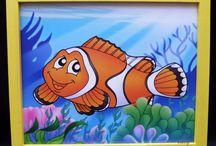 Kreslené obrázky zvířátek pro děti / Reprodukce nádherných kreslených dětských obrázků pro děti. Veselé pozitivní obrazy jsou v rámu a jsou ideální jako dekorace do dětského pokoje, dětských oddělení nemocnic atd. Rozměr 33 x 27 cm. http://www.hrackyproklukyaholky.cz/obrazky-pro-deti/