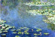 Claude Manet Paintings