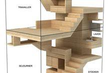 architectuur kleine huizen