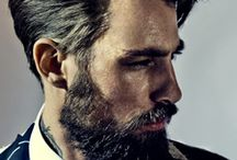 Men's Hair / Men look, men hairstyles