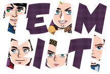 Avatars  / Avatars made/customized/found by the wonderful Team Kilt members!