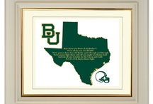 Baylor Proud :) / by Ivette Soto