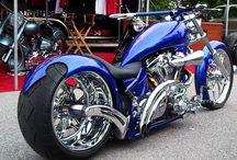 Motorcycles/bikes / Bikes