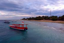 Gili in North Lombok / Small islands in North Lombok