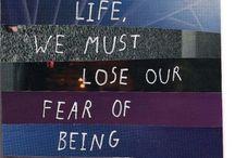 quotes / by Kolbi Tucker