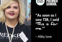 """TSBforMe / Students and alumni tell why, for them, it's """"TSB for me!"""" #TSBforMe"""