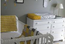 Baby Nursery / Non gender nursery