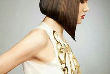LOOK BOOK IMAGES-APPLY ONE LENGTH HAIR CUT STRUCTURES