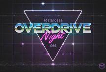 80s retrowave