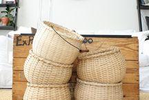PH - Newborn props baskets